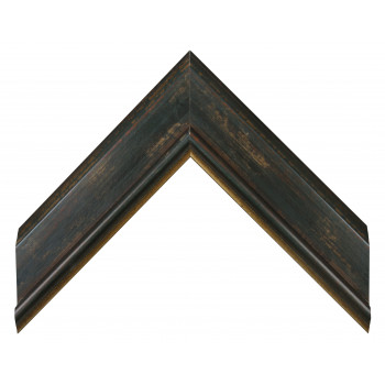 Деревянный багет Зеленый 11563047