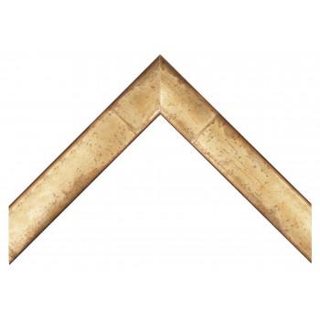 Деревянный багет Золото 125.81.121