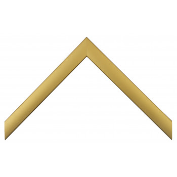 Деревянный багет Золото 127.41.303
