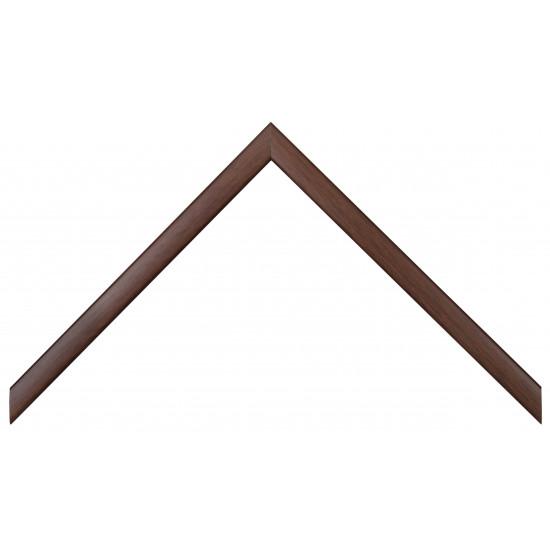 Деревянный багет Темно-коричневый 127.33.067 в интернет-магазине ROSESTAR фото