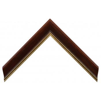 Деревянный багет Коричневый 13533253