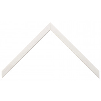Деревянный багет Белый 148.43.001