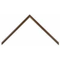 Деревянный багет Темно-коричневый 149.21.087