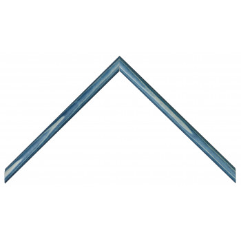 Деревянный багет Синий 174.24.050