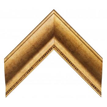 Пластиковый багет Золото 207M-565