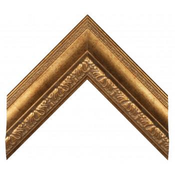 Пластиковый багет Золото 228-565