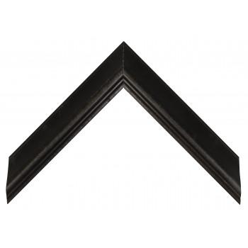 Деревянный багет Черный 235.63.001