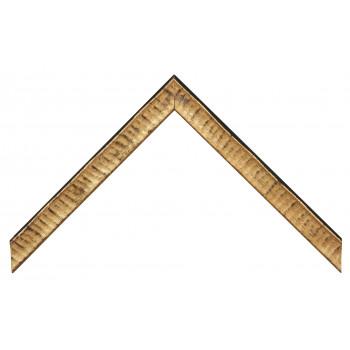 Деревянный багет Золото 237.34.031
