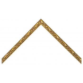 Деревянный багет Золото 266.31.031