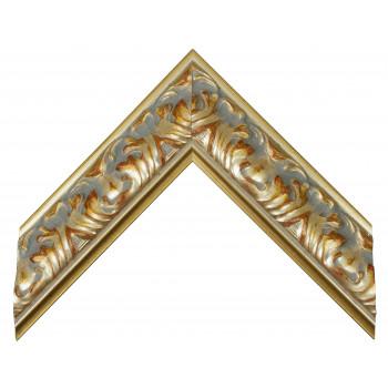 Деревянный багет Золото 274.64.043