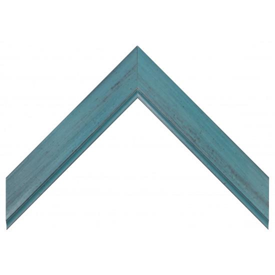 Деревянный багет Синий 308.33.050 в интернет-магазине ROSESTAR фото