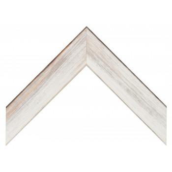 Деревянный багет Белый 327.53.058