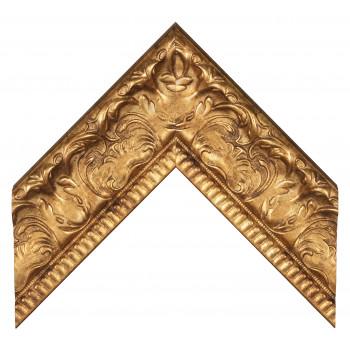 Пластиковый багет Золото 413-565