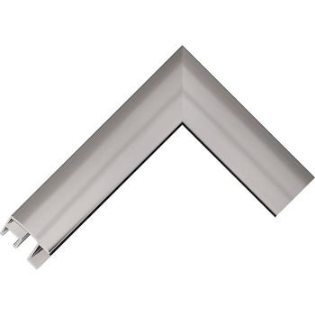 Алюминиевый багет оружейный металл 69-20