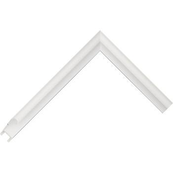 Алюминиевый багет белый 86-31