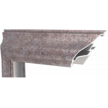 Алюминиевый багет аметист М2-509
