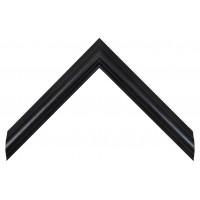 Пластиковый багет Коричневый V3-BLACK