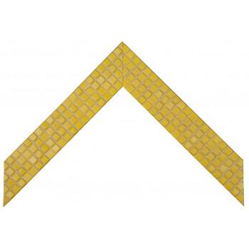 Деревянный багет Желтый 085.43.074