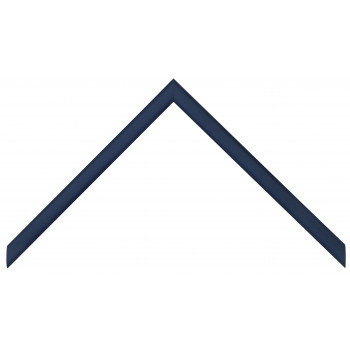 Деревянный багет Синий 122.31.050