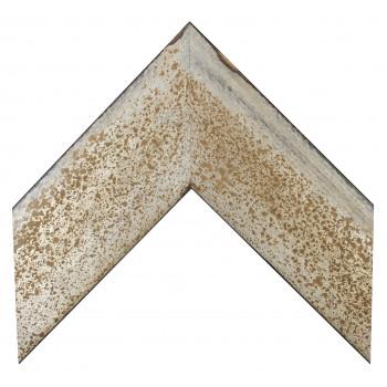 Деревянный багет Серебро 12893054
