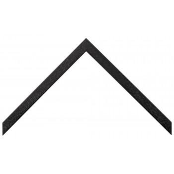 Деревянный багет Черный134.43.002