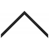 Деревянный багет Черный 148.43.003