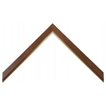 Деревянный багет Темно-коричневый 149.41.087