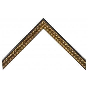 Деревянный багет Золото 15823043