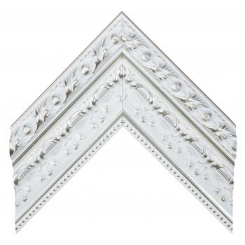 Пластиковый багет Белый 229-182