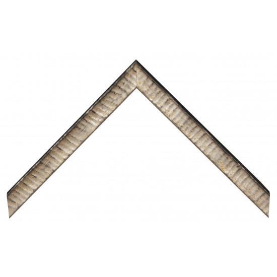Деревянный багет Серебро 237.34.044 в интернет-магазине ROSESTAR фото