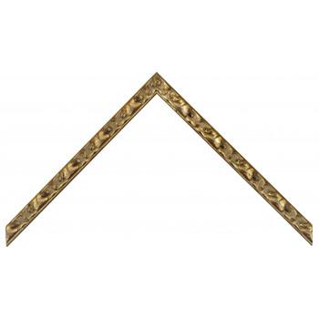Деревянный багет Золото 266.31.043