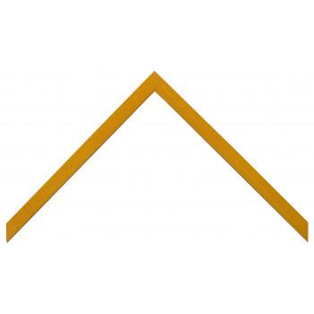 Деревянный багет Жёлтый 328.13.011