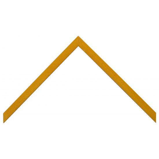 Деревянный багет Жёлтый 328.13.011 в интернет-магазине ROSESTAR фото