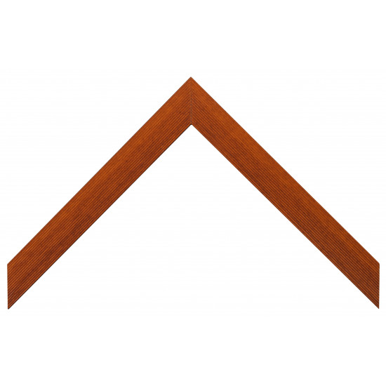 Деревянный багет Терракотовый 329.63.070 в интернет-магазине ROSESTAR фото
