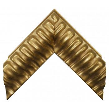 Деревянный багет Золото 338.84.043