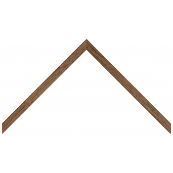 Деревянный багет Венге, коричневый 549.10.981