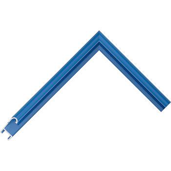 Алюминиевый багет синий 86-121