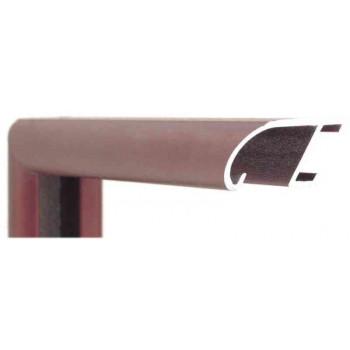 Алюминиевый багет бронза 89-309