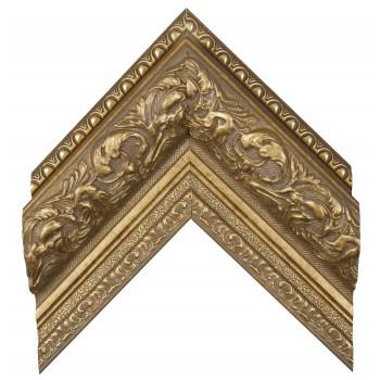 Пластиковый багет Золото 947-565