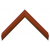 Деревянный багет Красный 029.53.046