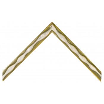 Деревянный багет Зеленый 065.34.047