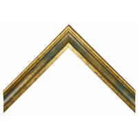 Деревянный багет Зеленый 068.44.047