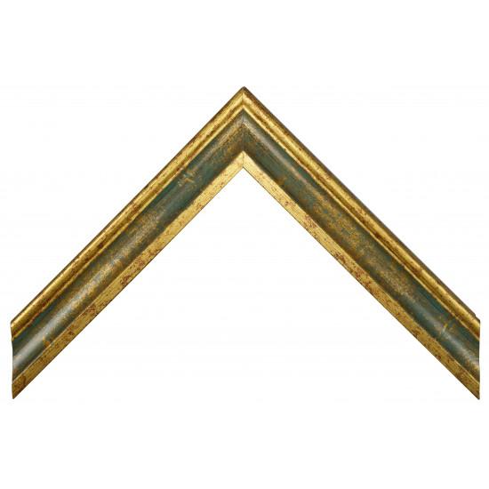 Деревянный багет Зеленый 068.44.047 в интернет-магазине ROSESTAR фото
