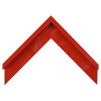Деревянный багет Красный 106.51.076