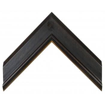 Деревянный багет Черный 11563086