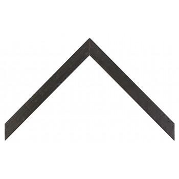 Деревянный багет Черный 135.83.001