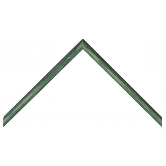 Деревянный багет Темно зеленый 174.24.060 в интернет-магазине ROSESTAR фото