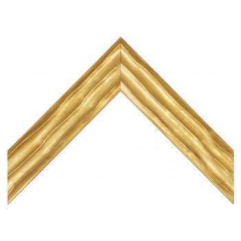 Деревянный багет Золото 255.54.043
