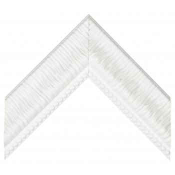 Пластиковый багет Белый 527-114