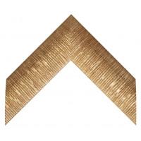 Пластиковый багет Золото 811M-905